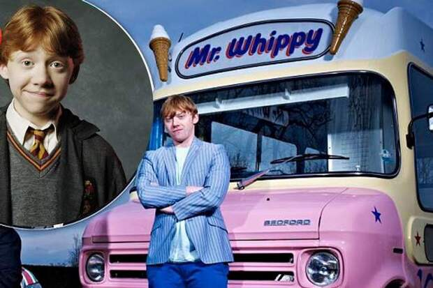 фургон Мистера Уиппи