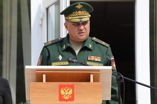 Российский генерал заявил о переброске американцами террористов в Афганистан