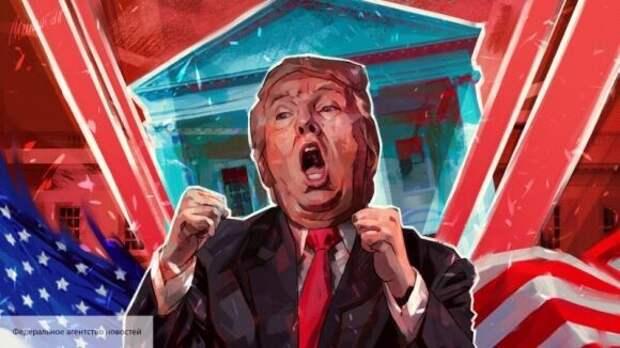 На воре и шапка горит: «супер-пупер-ракета» Трампа оказалась российской