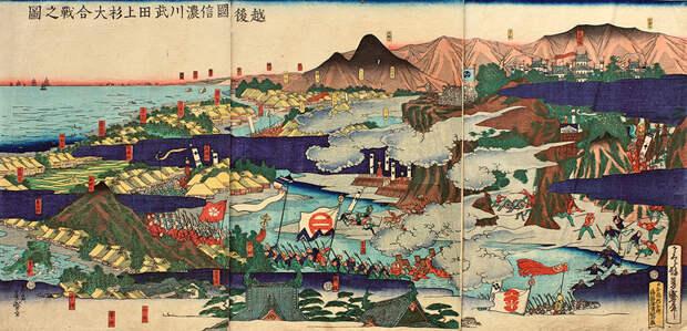 Военные действия в Нагаоке jacar.go.jp - Кровавые вехи войны Босин   Военно-исторический портал Warspot.ru