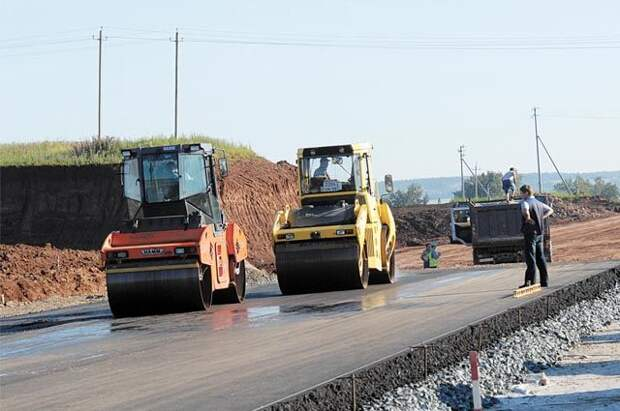 Скоростную трассу Москва - Казань планируют запустить в начале 2024 года