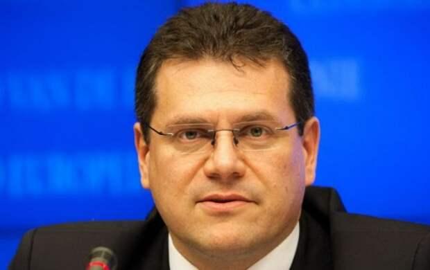 Переговоры России иУкраины погазу могут пройти виюле