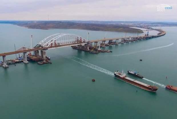 От Керчи до Тамани: Крымский мост соединил два берега