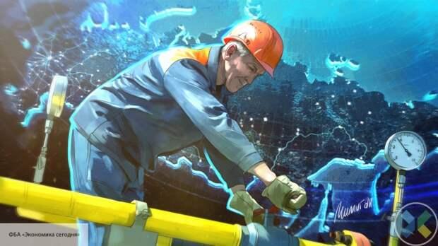 Украина направила предложение «Газпрому» увеличить прокачку газа в Европу