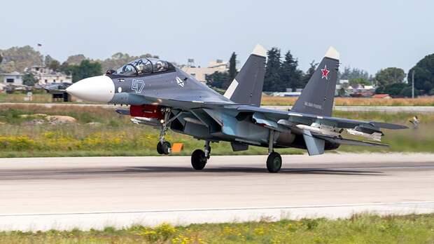 В США рассказали о гибели 60 российских военных и 8 потерянных самолетах в Сирии