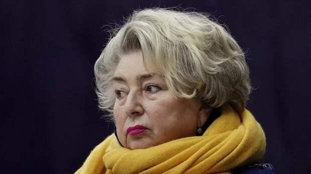 Тарасова: из всех спортсменов в Госдуме только Журова находится на своём месте и занимается делом