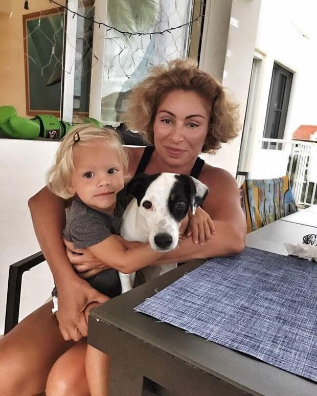 Мама Тимати показала Алену Шишкову без прикрас