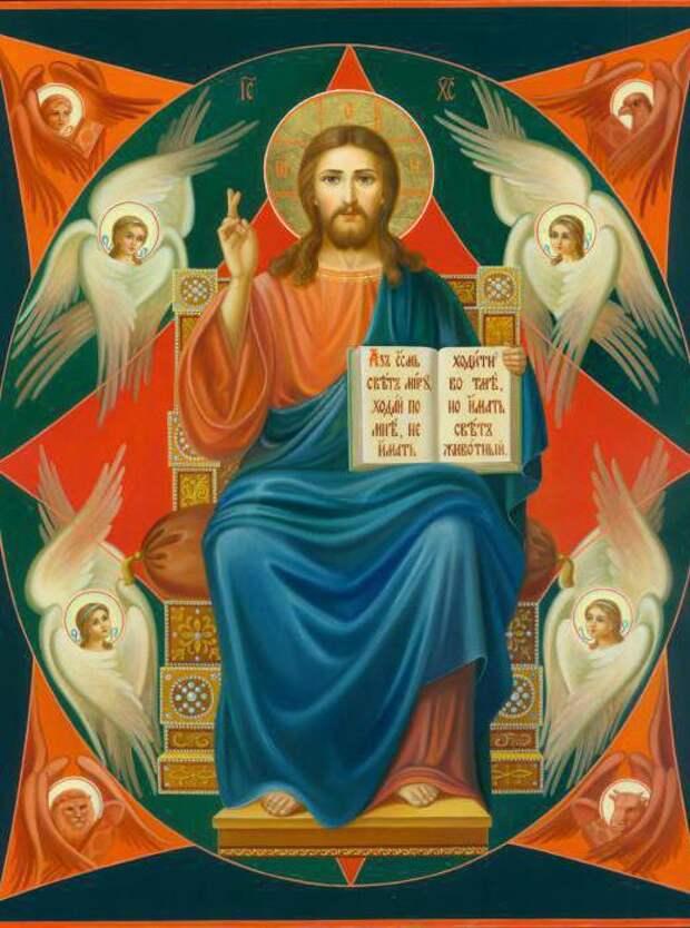 молитва к иконе спас в силах