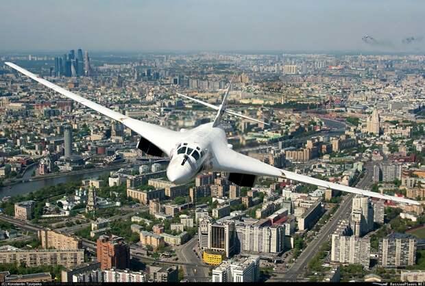 Стратегическая авиация отменяет границы