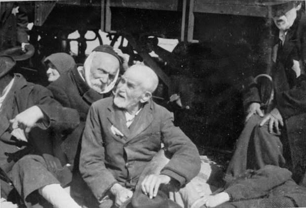 Исчезнувшие евреи Закарпатья