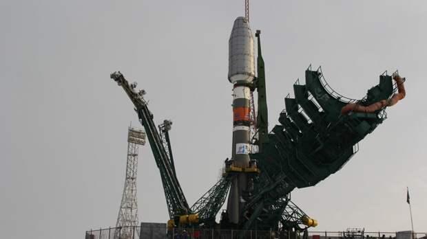 Предприятия Роскосмоса сообщили о темпах сборки ракеты «Союз-2.1б»