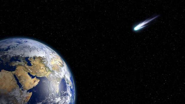 Найденный в Глостершире метеорит может раскрыть тайну создания Вселенной