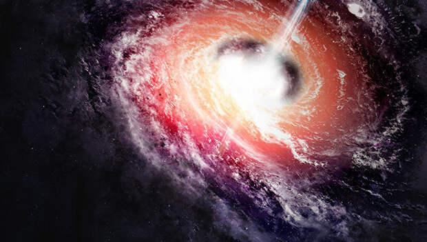 Ученые пытаются разгадать тайну белых дыр во Вселенной