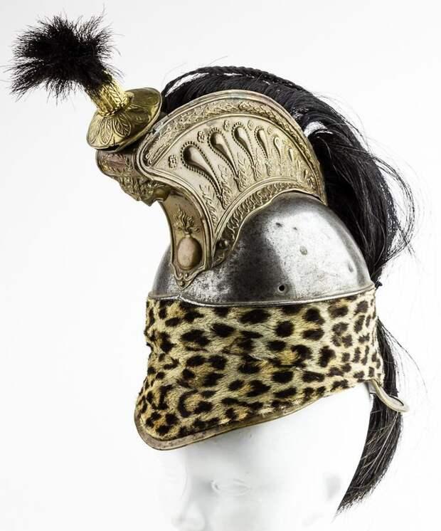 Шлем французского кирасира, начало XIX века.
