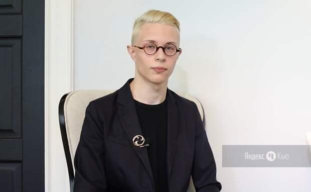 Никита Щербаков: самый юный специалист по этикету в России