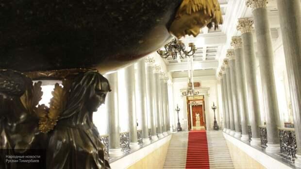 Памятники мировой культуры после реставрации вернулись в петербуржский Эрмитаж