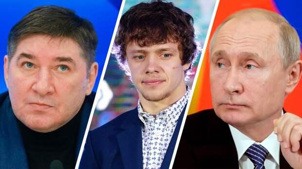 «Онпожалеет, что бросался такими высказываниями». Что говорят оречи Панарина про Путина иполитику