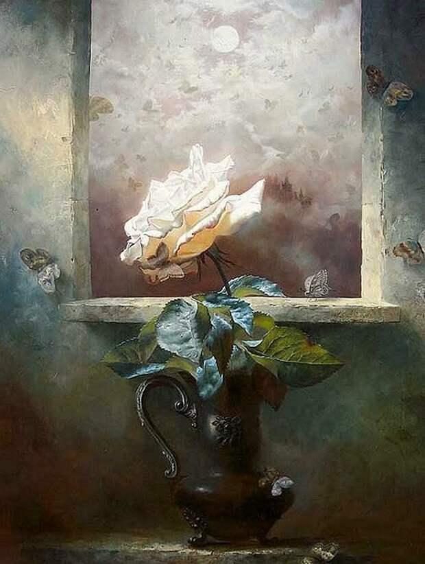 художник Алексей Антонов картины – 32