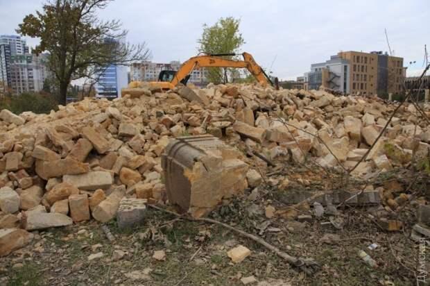 Воззвание в защиту археологических памятников