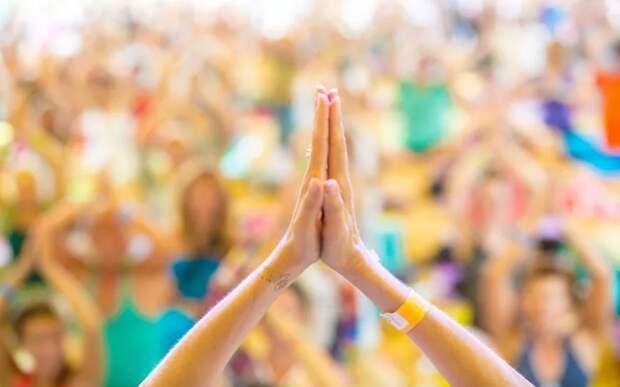 В Москве пройдет Шестой Международный День Йоги