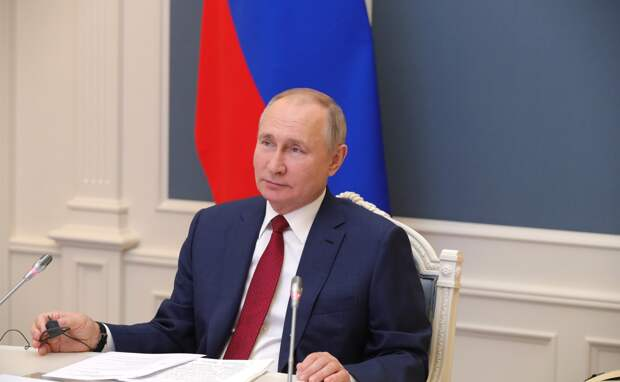 Путин выступил на климатическом саммите (ВИДЕО)