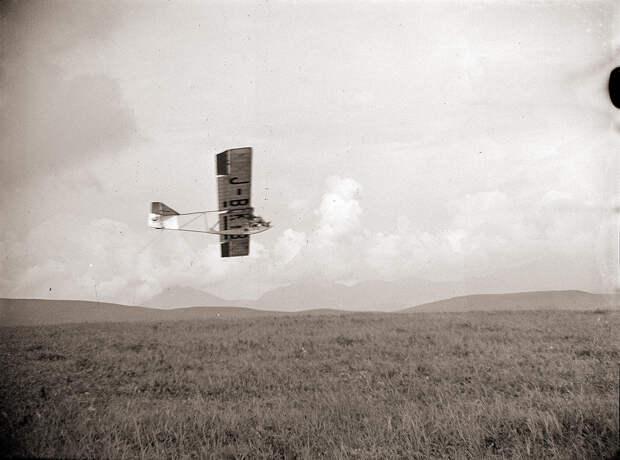 R.F Dagnall Dagling Glider, 1930s Japan