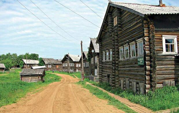 7 самых красивых деревень России (ФОТО)