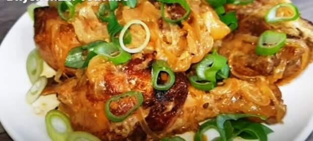 Готовлю так 30 лет, вкуснее курицы рецепта нет. Вместо надоевших котлет просто и вкусно