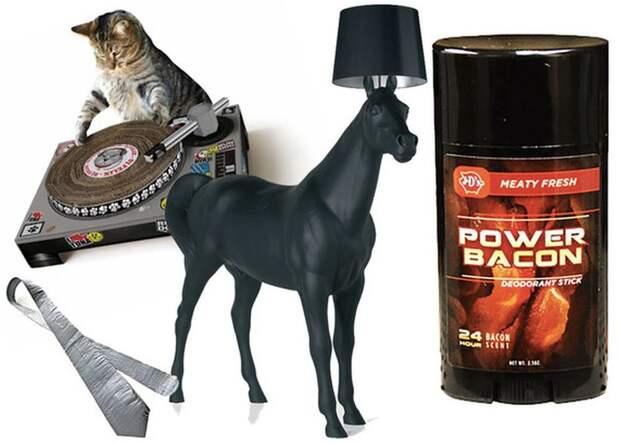 Кото-проигрыватель, лампа-лошадь, убийца муравьев: 10 самых бесполезных вещей, которые продаются вИнтернете