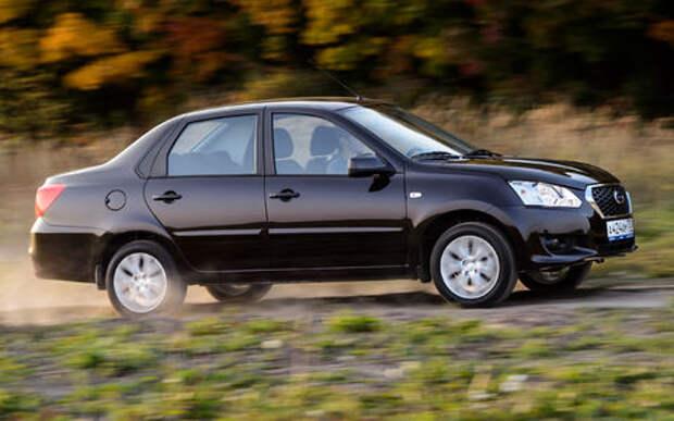 В России отзывают 17 тысяч пожароопасных автомобилей Datsun