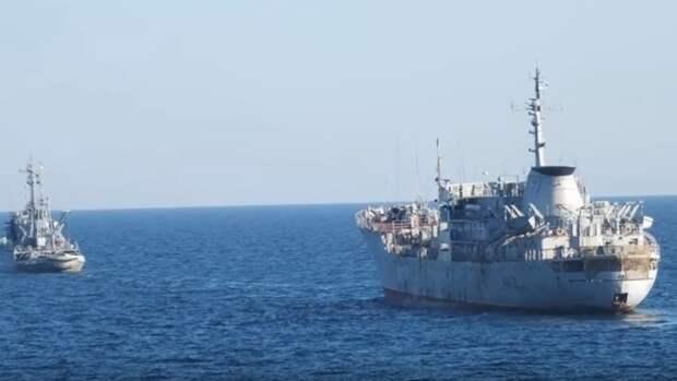 Украинский вице-адмирал Гайдук перечислил три шага «для победы» над Россией в Черном море