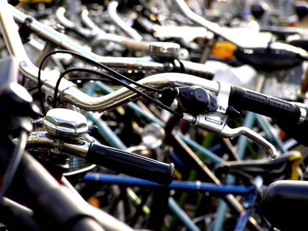 В России начался эксперимент по маркировке велосипедов