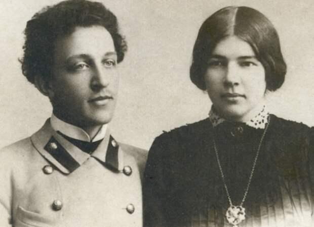 Александр Блок и Любовь Дельмас: страстный роман двух противоположностей и его след в творчестве Блока