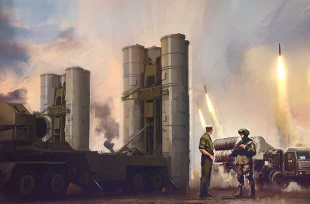«Это самая мощная система ПВО в мире»: Китай в восторге от российских ЗРК С-400