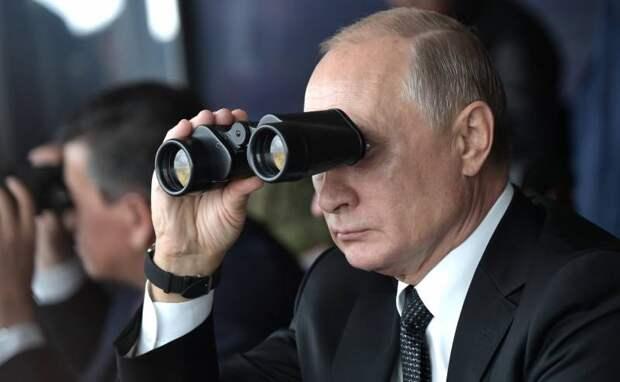 В чём сила, Владимир Владимирович?