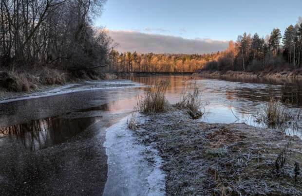 На западе США возможен сбой водоснабжения из-за усиления таяния снегов