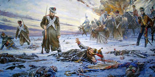 Изгнанием армии Наполеона