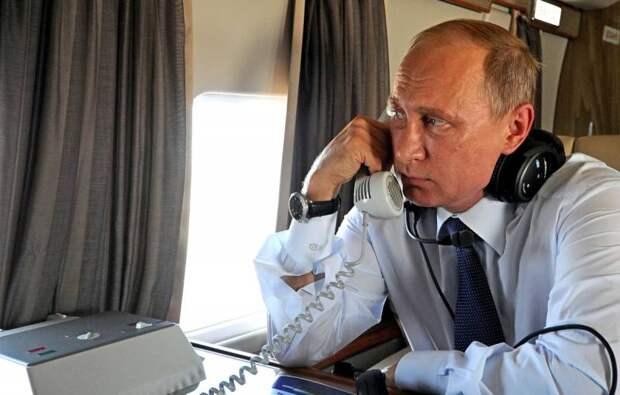 Чего добивается Киев и почему Путин не хочет общаться с Зеленским