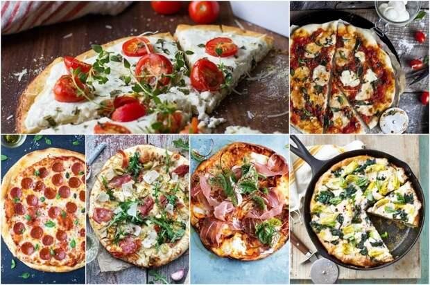 10 лучших рецептов пиццы со всего мира