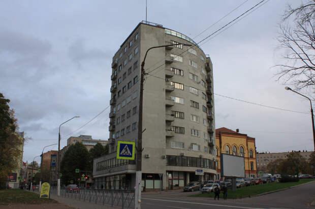 Архитектура Выборга