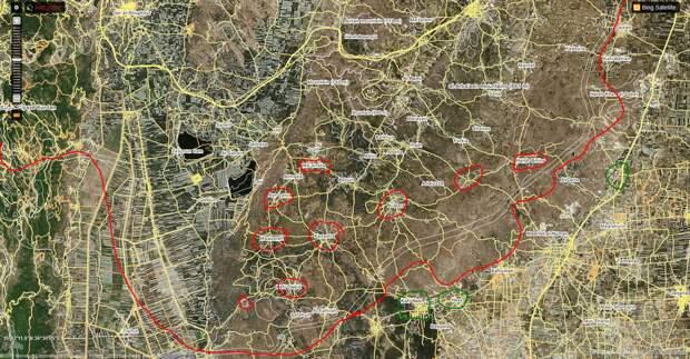 Египет отправил войска в Сирию