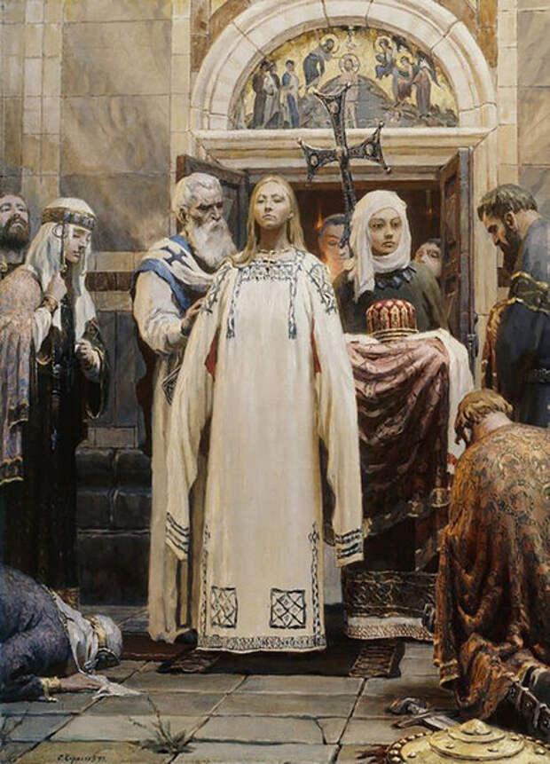 Княгиня Ольга: существовала ли она в реальности?
