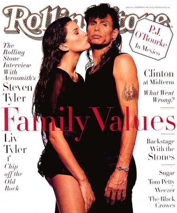 """Лив Тайлер исполнился 41 год: чем занимается сейчас дочь лидера рок-группы """"Aerosmith"""""""
