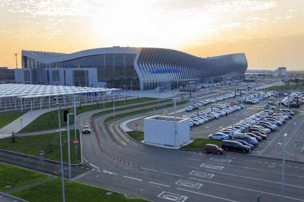 С начала года аэропорт Симферополя обслужил 2 миллиона человек