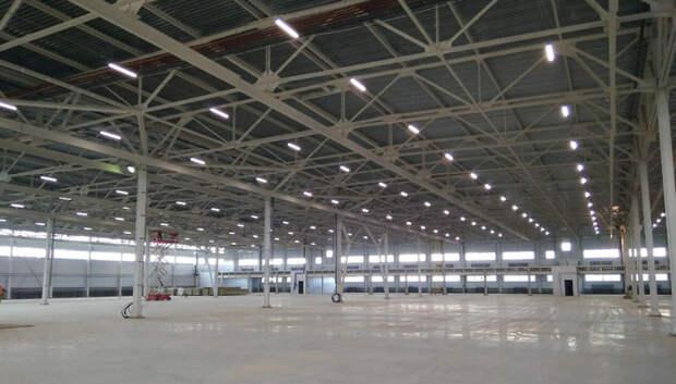 Новый производственно‑складской комплекс в Подольске создаст 100 рабочих мест