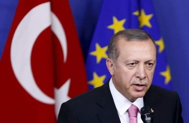 «Где деньги, Зин?»: Эрдоган грозится разорвать соглашение с ЕС по беженцам