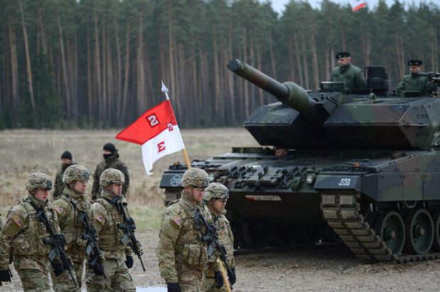 The National Interest сравнил танковую мощь Польши и России