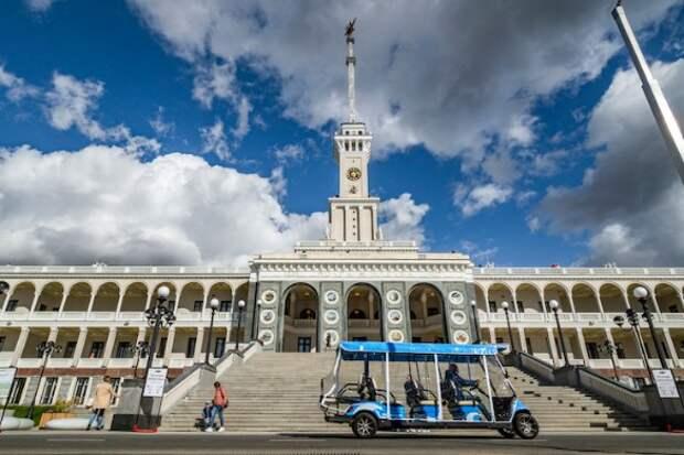 Северный речной вокзал. Фото: Konstantin Kokoshkin/Global Look Press/www.globallookpress.com/