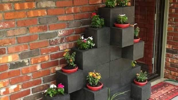 Идеи шикарных цветников на придомовой территории