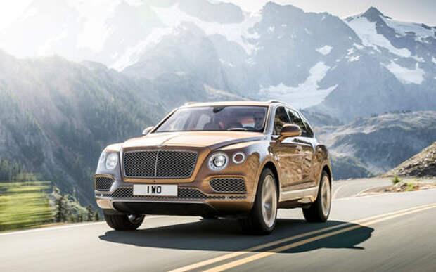 Bentley предложили делать коробки передач в России